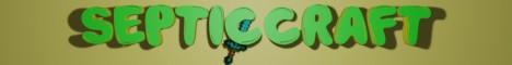 Banner for SepticCraft Minecraft server