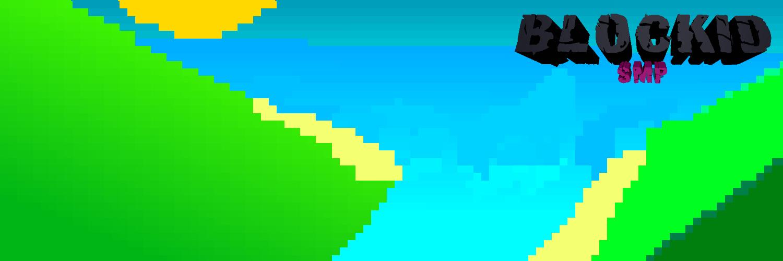 Banner for Blockid Minecraft server