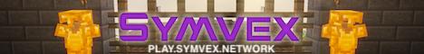 Banner for Symvex Network server