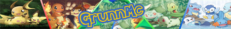 Banner for GrunnMC | Pixelmon server