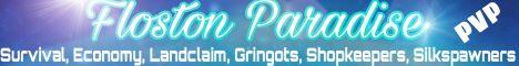 Banner for Floston Paradise server