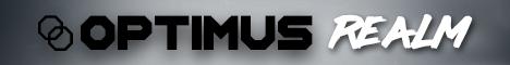 Banner for OptimusRealm server