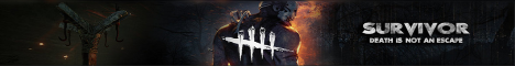 Banner for Dead by Daylight MC server