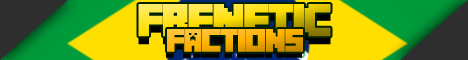 Banner for Frenetic Factions server