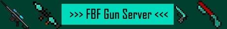 Banner for FBFGun Minecraft server