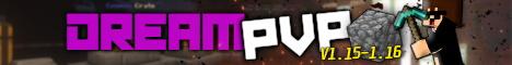 Banner for DreamPvP server
