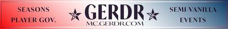 Banner for Gerdr server