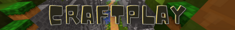 Banner for CraftPlay Survival server