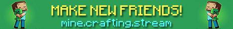 Banner for Friendly Server server