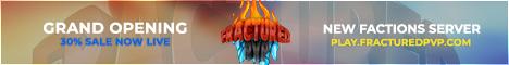 Banner for FracturedPVP server