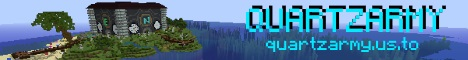 Banner for QuartzArmy server