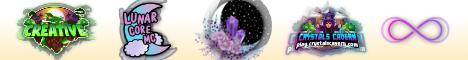 Banner for Crystals Crescent server