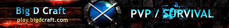 Banner for Big D Craft server