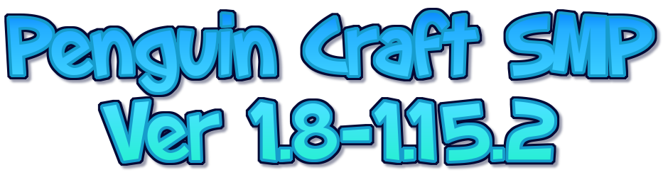 Banner for Penguin Craft server