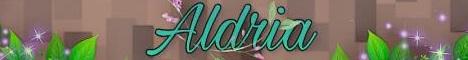 Banner for Aldria server