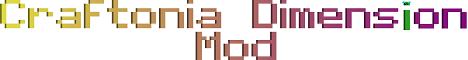 Banner for Official Craftonia Dimension Server server