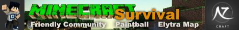 Banner for AzCraft server