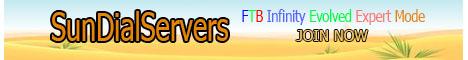 Banner for SunDialServers server