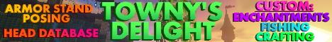 Banner for Towny's Delight server