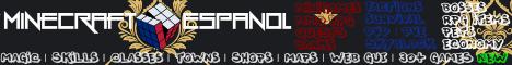 Banner for Minecraft Español server