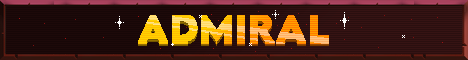 Banner for Admiral Minecraft server