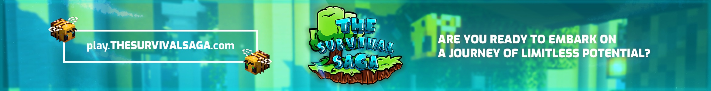 Banner for The Survival Saga server