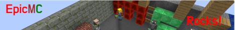 Banner for EpicMC Rocks server