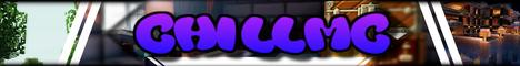 Banner for ChillMC server