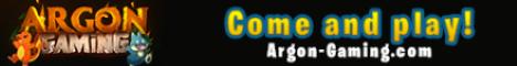 Banner for Argon Gaming server