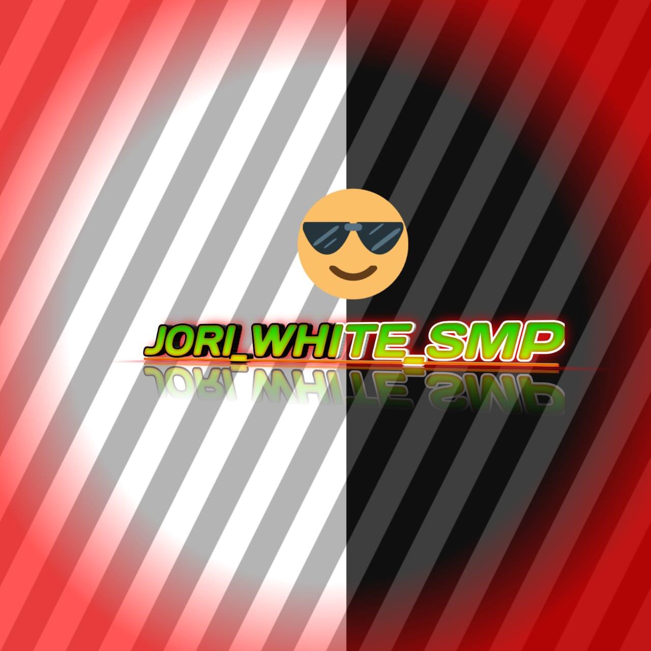 Banner for JORI_WHITE_SMP A FORGE SERVER server