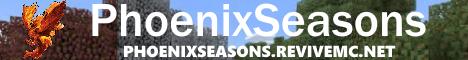 Banner for PhoenixSeasons server