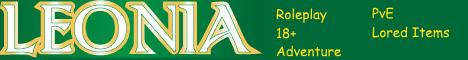 Banner for Leonia server