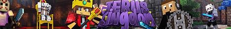 Banner for Terus Kingdom -  1.16.5 Minecraft server
