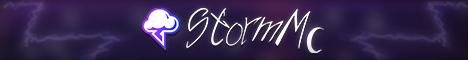 Banner for StormMC Minecraft server