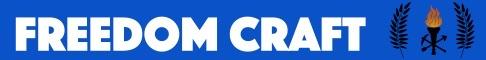 Banner for FreedomCraft server