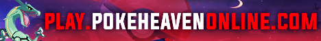 Banner for PokeHeaven Online server