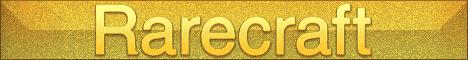 Banner for Rarecraft Minecraft server