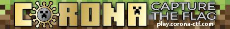Banner for Corona CTF server