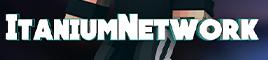 Banner for ItaniumNetwork server
